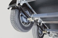 ifor willams axle parabolic leaf springs