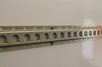 shoring pole rail standard