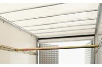 transparent roof for extra light