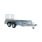 Ifor Williams GD105 2700Kg